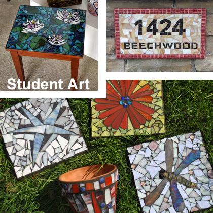 Classes | Stevo Mosaics