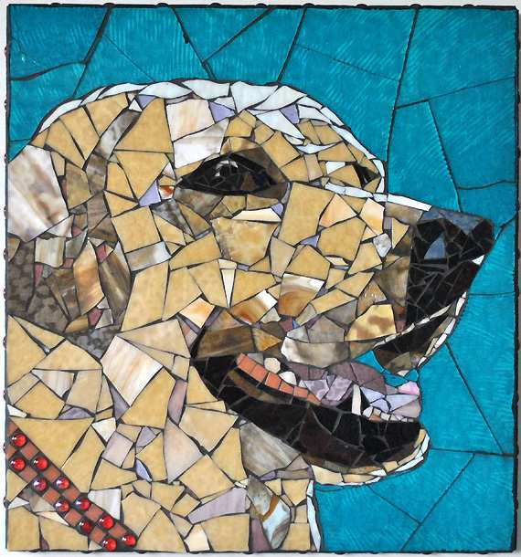 Image of: Elementary Stevo Loves Working With Clients In Creating Pet Mosaic Art Often The Pieces Are Surprises Or Birthday Gifts For The Pet Owner Everyone Is So Pleased With Stevo Mosaics Pets Stevo Mosaics