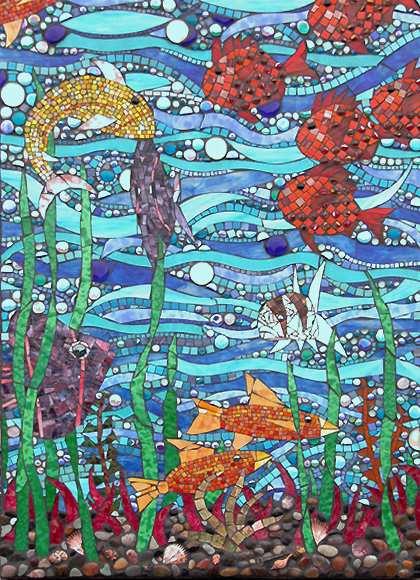 Mixed Bag Stevo Mosaics