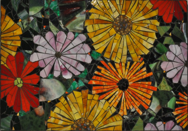 Flowers | Stevo Mosaics